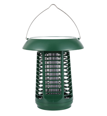 Solar Insect Killer Lamp